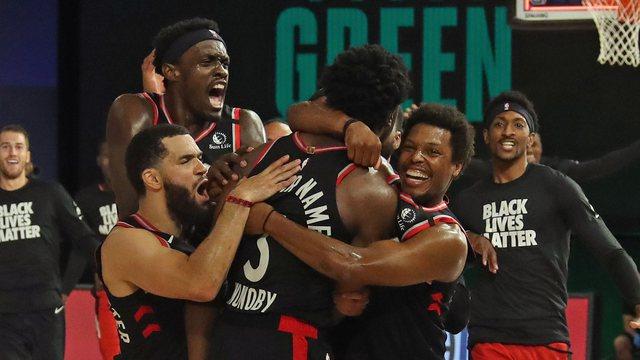 Toronto barazon serinë ndaj Boston, Clippers kryesojnë bindshëm
