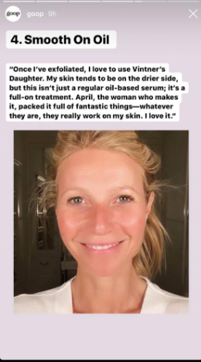 4 hapat e Gwyneth Paltrow për të arritur bukurinë natyrale