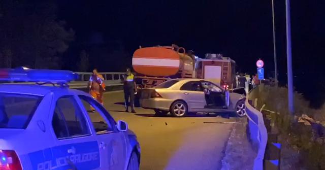 Policia për aksidentin me dy vajzat që humbën jetën: Kishin
