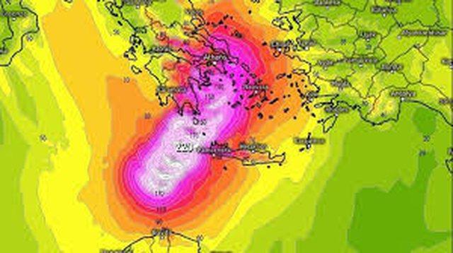 Alarmi i meteorologëve për Uragan të fuqishëm: Kur pritet