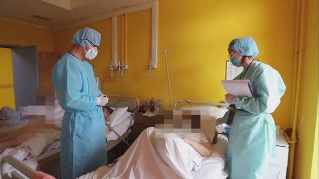 152 të infektuar, por si është situata me të shtruarit