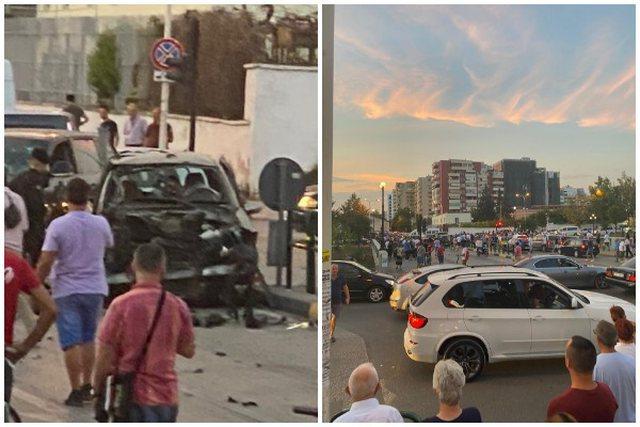 Atentat tek 'Vasil Shanto', makina shpërthen në