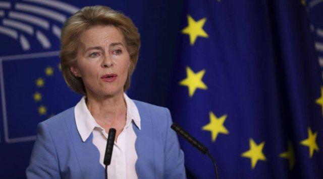 Presidentja e KE: Së shpejti një paketë rimëkëmbje