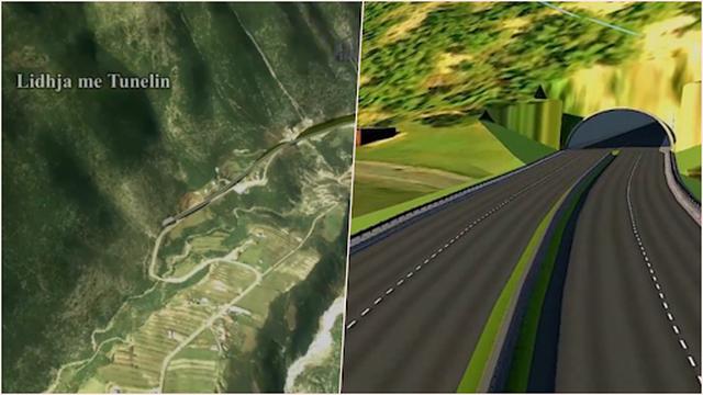 Zgjidhet kompania që do ndërtojë tunelin e Llogarasë: Rruga