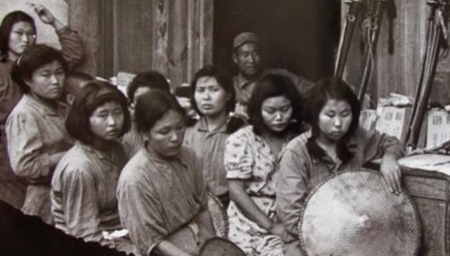 Drama e 'grave të rehatisë', skllaveve të seksit