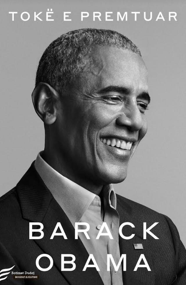 Në pranverë vjen në shqip libri me kujtime i Barack Obama!