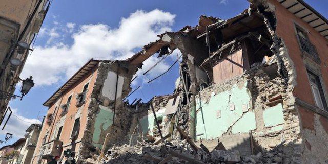 Pas katër vitesh nga tërmeti në Amatrice, kantieri më i madh