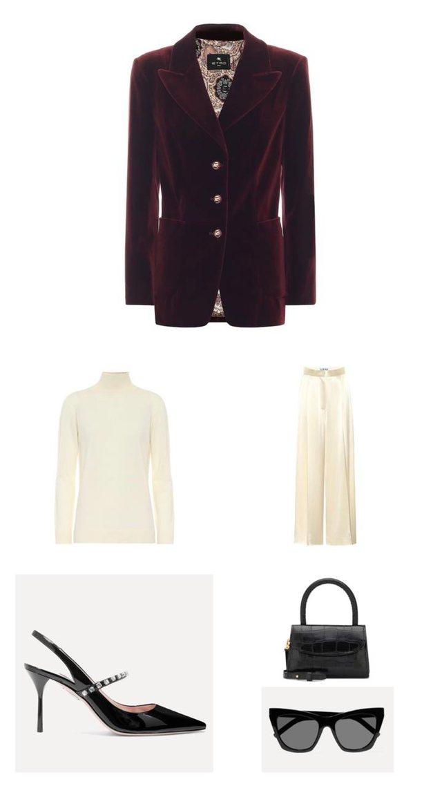 Tri kombinime si ta veshim xhaketën e kadifes