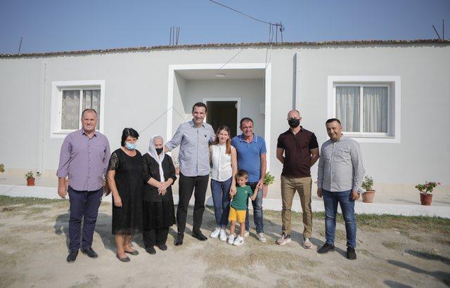 Ndërtohet shtëpia e fundit që u shemb nga tërmeti i
