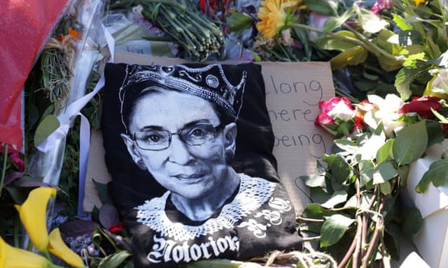 Si mund ta ndryshojë Amerikën vdekja e Ruth Bader Ginsburg