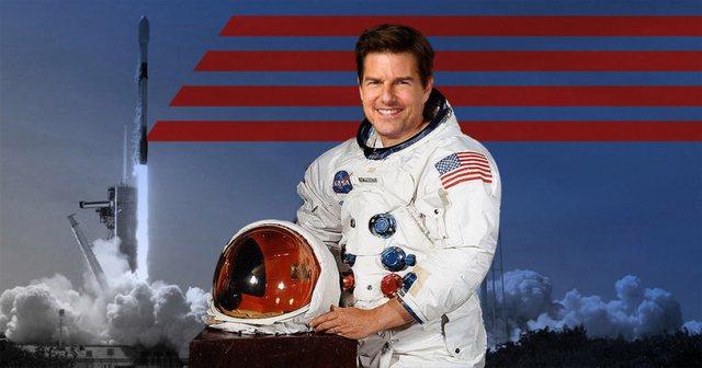 Tom Cruise zyrtarisht  me NASA-n në hapësirë, kur do të
