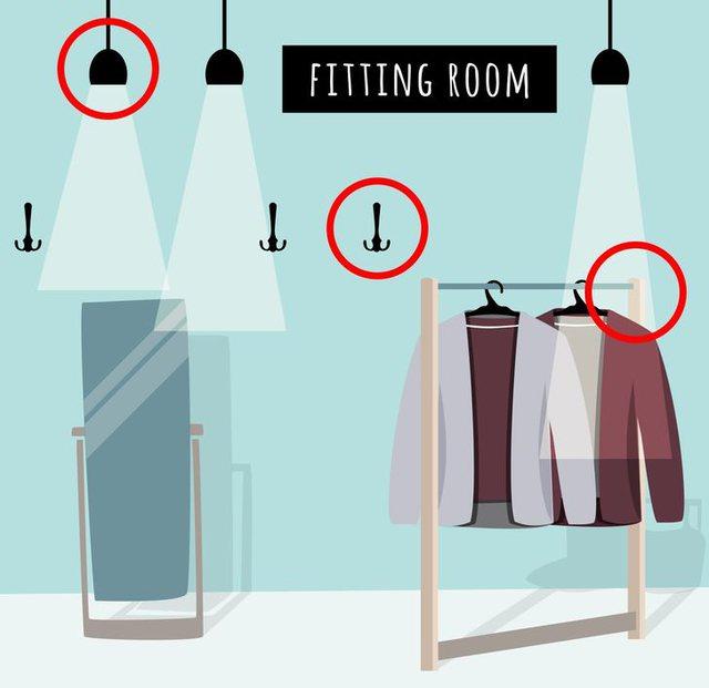 4 mënyra për të zbuluar nëse dhoma ku po qëndron ka