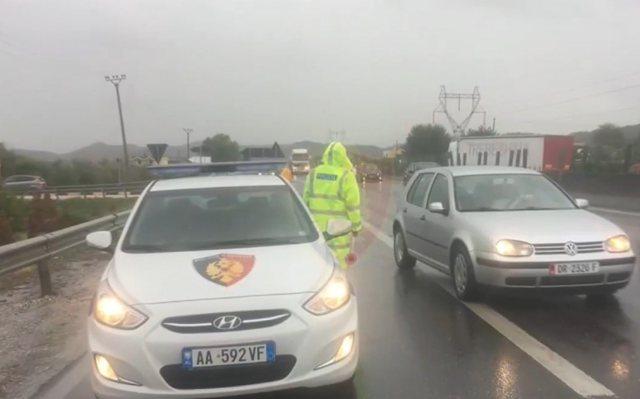 Stuhi shiu dhe ere/ Policia apel shoferëve dhe këmbësorëve