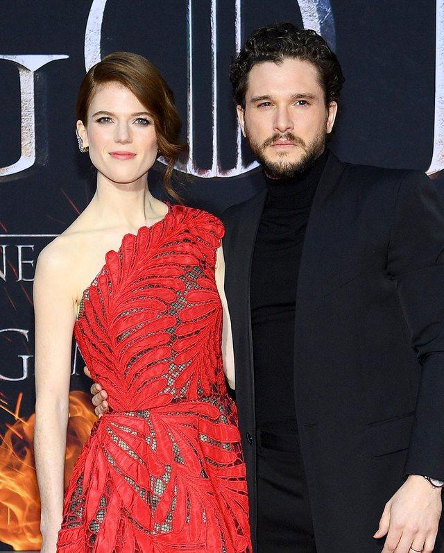Aktorët e 'Game of Thrones' po bëhen prindër