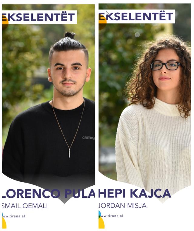 Nxënësit ekselentë mbushin rrugët e Tiranës, Veliaj:
