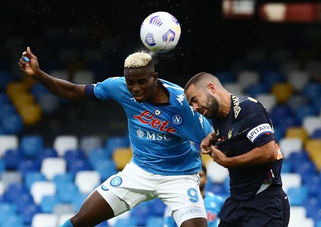 Napoli u nënshtrohet tamponëve, ndeshja me Juven në rrezik