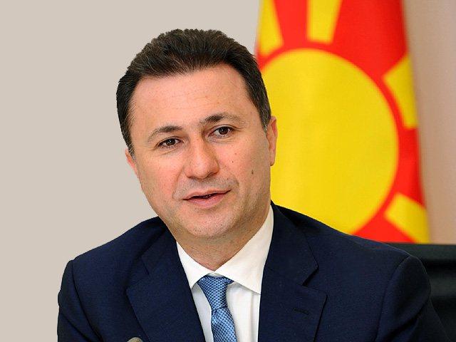 Pas 'Tankut' Nikola Gruevski dënohet për përgjimet: