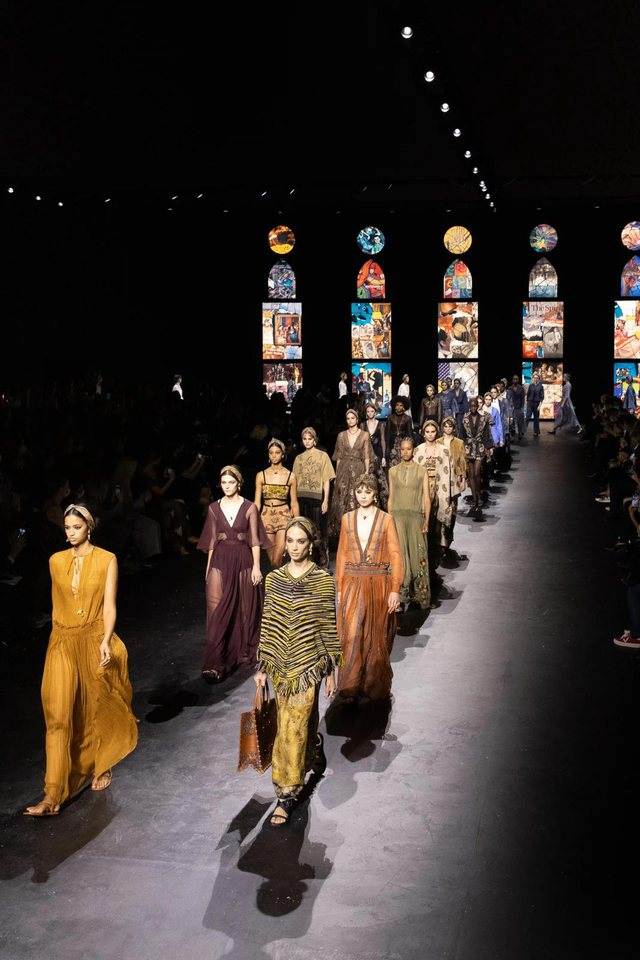 Trendet që dolën nga sfilata e Dior Pranverë-Verë 2021