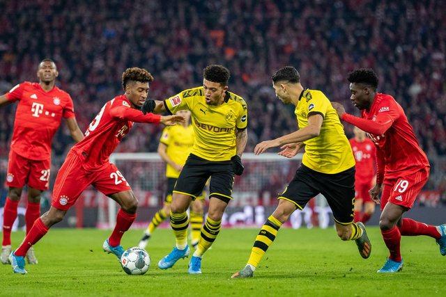 Bayerni synon trofeun e 5-të sezonal, sfidon Dortmundin në