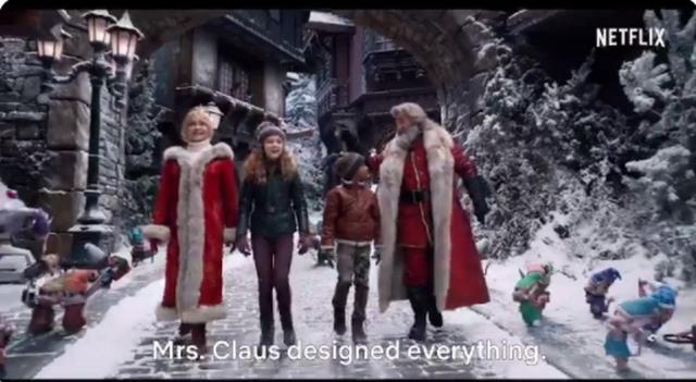 4 filmat e rinj në Netflix me të cilët do kalosh Krishtlindjet