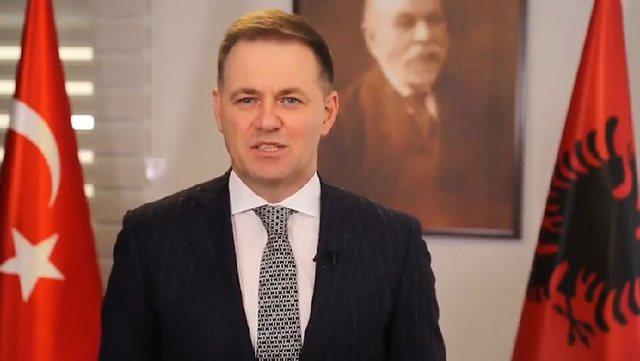 Ish-ambasadori i Shqipërisë në Turqi, Gent Gazheli emërohet