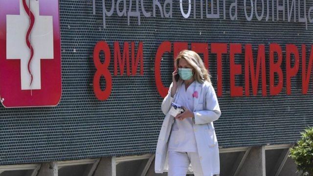 Dorëheqje masive e infermierëve në Maqedoninë e Veriut.