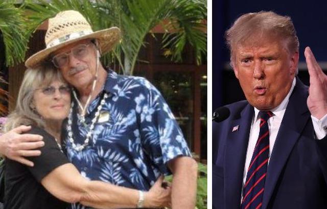 Divorcohet pas 22 viteve martesë, sepse burri mbështet Trump-in