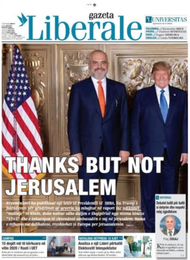 Shtypi/ Titujt kryesorë të gazetave për datën 3 tetor 2020