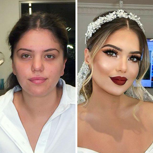 Bright Side shkrim për makeup artistin shqiptar: Si i kthen Hirushet