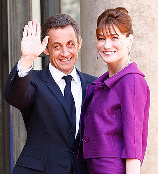 Carla Bruni bën një këngë për Sarkozy-n dhe tregon: