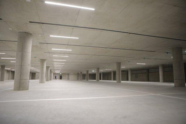 Tiranë/ Ku do të jenë 10 parkingjet e reja rezidenciale