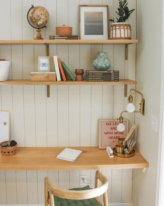 10 ide për të pasur raft librash jotradicional