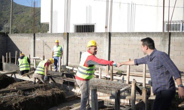 Rindërtimi i shkollave dhe shtëpive individuale, Veliaj: Punojmë