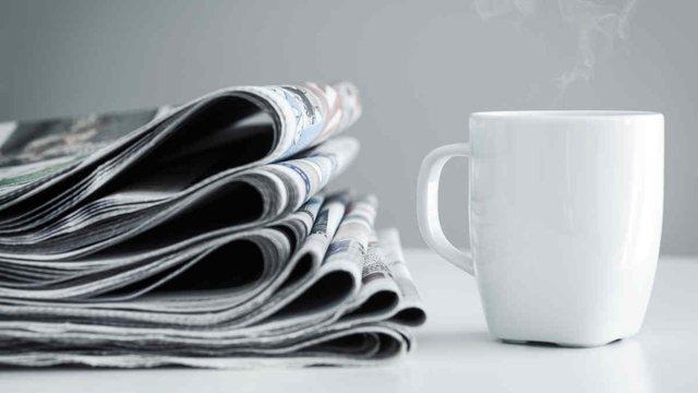 Shtypi/ Titujt kryesorë të gazetave për datën 12 tetor 2020