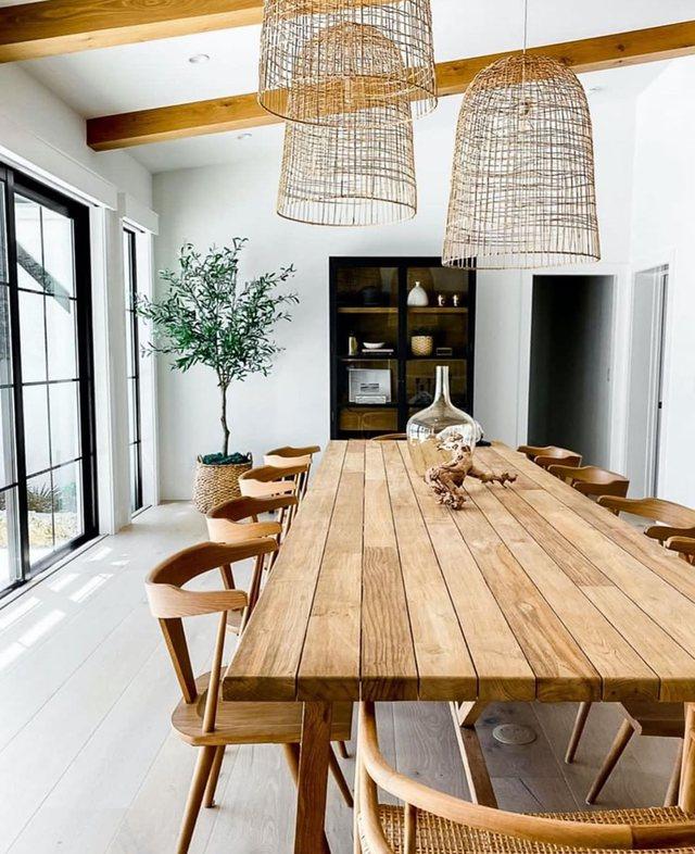 7 superide për tavolinën e ngrënies