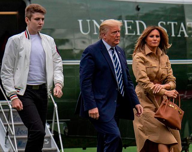 Melania Trump rrëfen eksperiencën e saj me Covid-19: Pse më erdhi