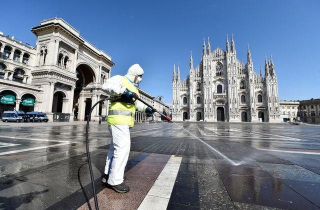 Covid-19/ Dyfishohet numri i vdekjeve në Itali, rritje të rasteve