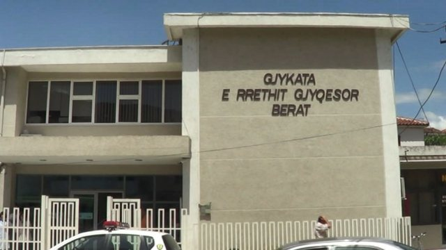 The employee is positive with Covid, the work in the Court of Berat is reduced