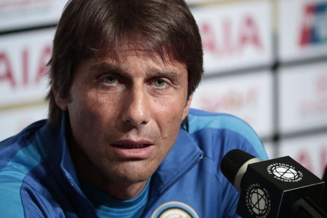 Conte before the derby: Sanchez decides for himself if he will play, Eriksen has