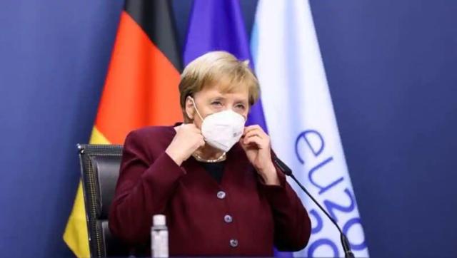 Angela Merkel warns Germans about the coming months