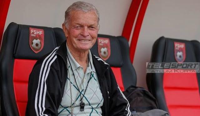 Athletics coach Vildan Tufi passed away