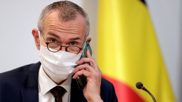 Belgjika pranë një 'Cunami' nga pandemia: Lokalet dhe