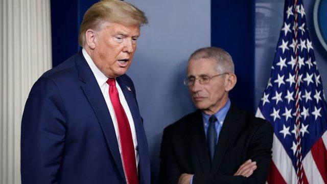 Trump ofendon doktor Faucin: Është idiot! Por nuk e shkarkon dot
