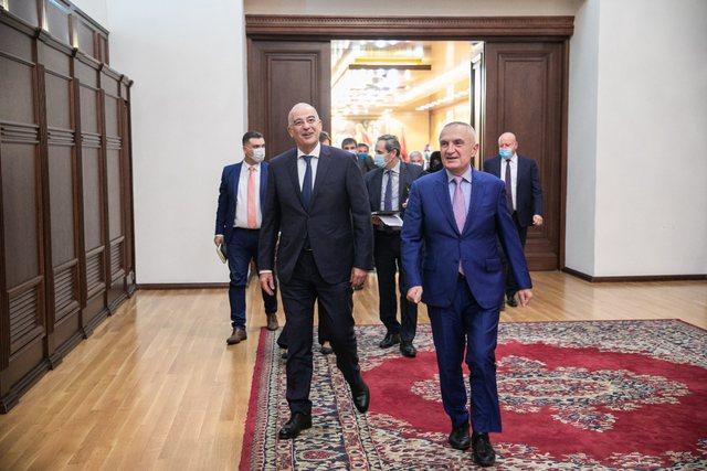 Çështja e Detit/ Zbardhet takimi i Metës me ministrin grek, por