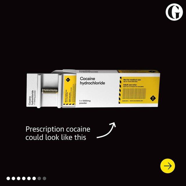 Anglia hap debatin për ta shitur kokainën në farmaci