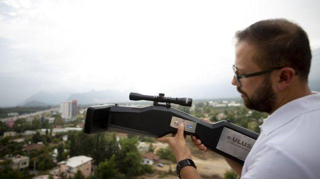 Arma kundër dronëve: Kjo pajisje po shitet në Shqipëri (Si
