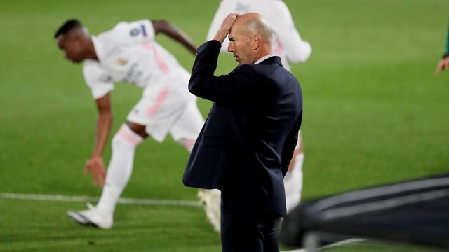 Lëkundet Zinedine Zidane, i duhen dy fitore për t'u konfirmuar