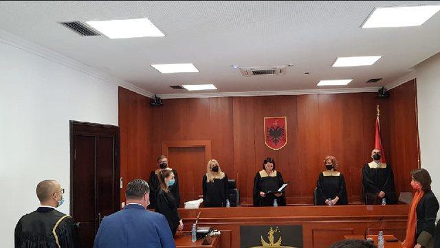Vettingu dismisses the head of the Tirana Appellate Prosecution, Dritan Peka