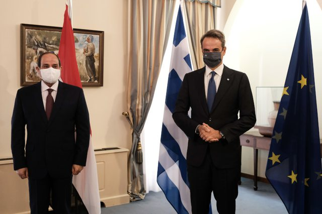 'Sea' in The Hague: The first reaction comes from Greek Prime Minister
