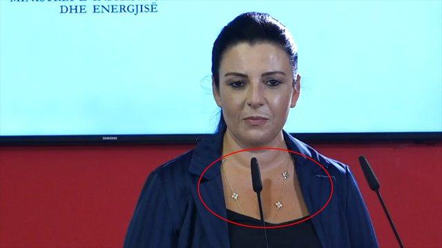 Belinda Balluku about the pendant that Berisha posted: We buy 10 dollars and